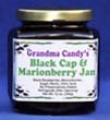 Photo of Black Cap and Marionberry Jam Jar